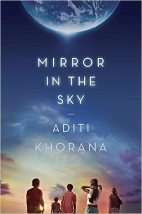 Mirror in the Sky book cover